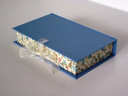 Caja para bodas. 9x15.5x2.5 cm