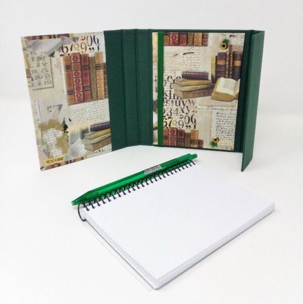 Cuaderno recambiable. I-20