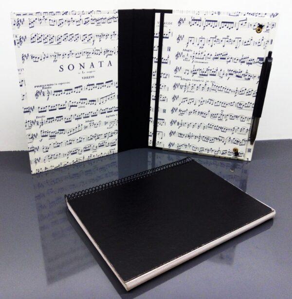 Funda para cuaderno. A5. II-8
