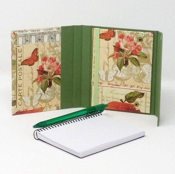 Cuaderno recambiable. II-18-VC