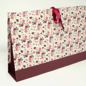 Carpeta de acordeón con 5 bolsas. II-21/G