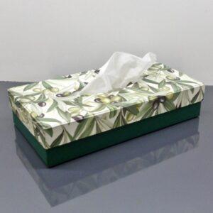 Caja para pañuelos. II-14-V