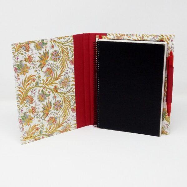 Funda para cuaderno. A5