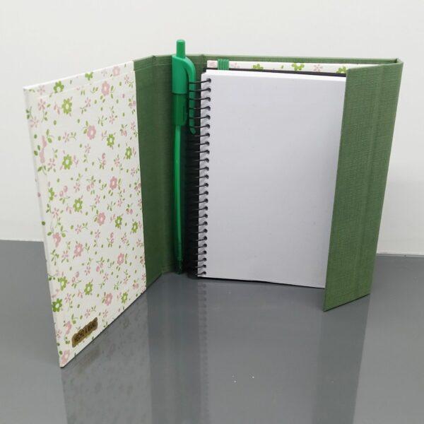 Cuaderno recambiable. II-17-VC