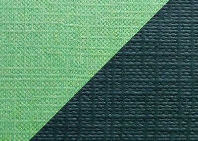 Verde claro + oscuro