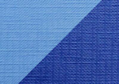 Celeste + azul
