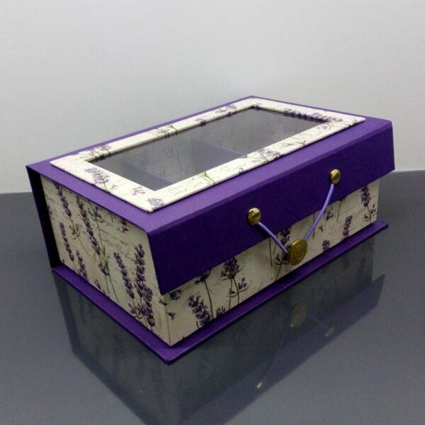 Caja para infusiones